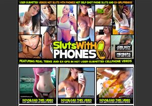 Sluts With Phones